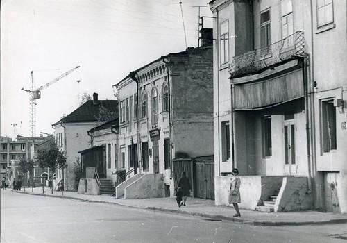 На вулиці автора «Капіталу» нині— центральний ринок