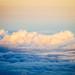 Mauna Kea Sunset clouds