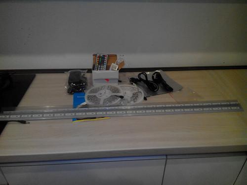 Nowy projekt LED