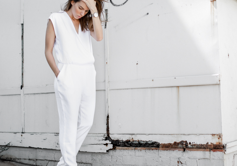 MODERN LEGACY fashion blog all white street style jumpsuit (1 of 1)