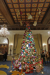North Michigan Avenue Hotels - Christmas 2014 + 2015