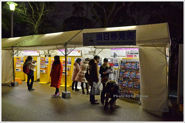 大阪城3D燈光秀2015001-DSC_3852