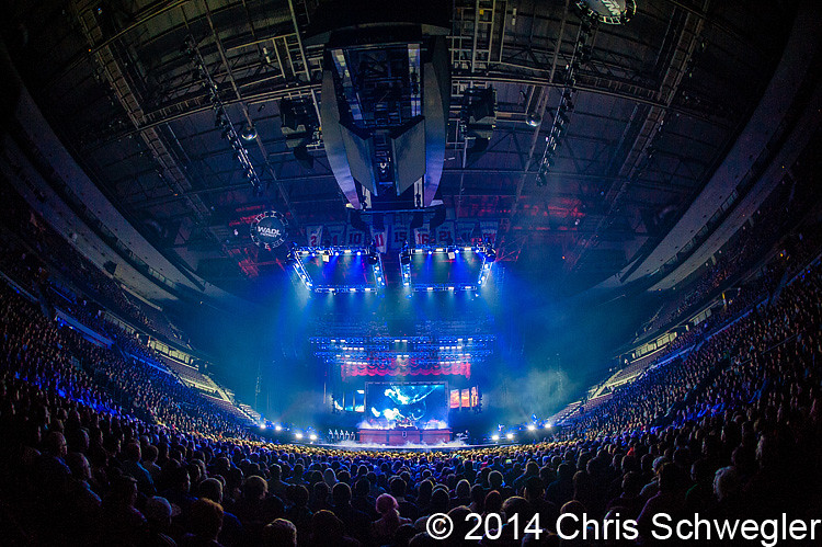 Photos of Trans-Siberian Orchestra from December 27th 2014 at the ...