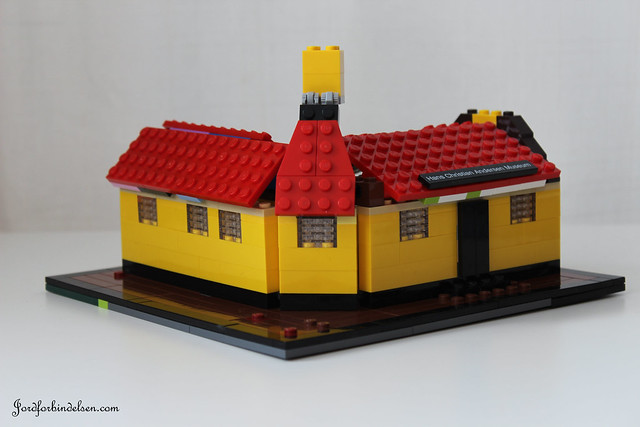 HCA hus originalen
