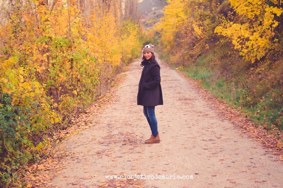 Caminando por el otoño