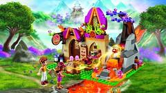 LEGO Elves 41074 Scene