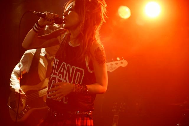Juz live at Outbreak, Tokyo, 09 Dec 2014. 015