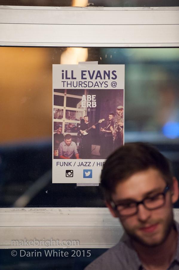 iLL Evans at AbeErb 186