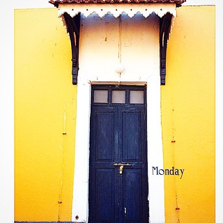 Just yellow monday