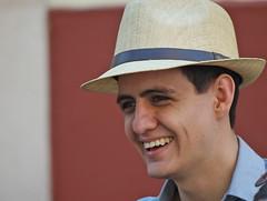Panama Hat Dude