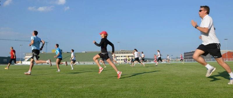 Optimální technikou běhu si zlepšíte výkonnost