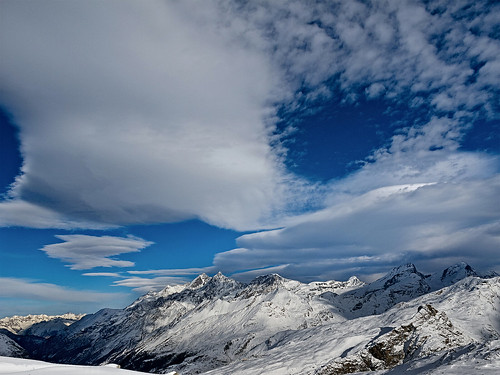 mountains clouds landscapes alienskinexposure6