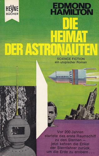 Edmond Hamilton / Die Heimat der Astronauten