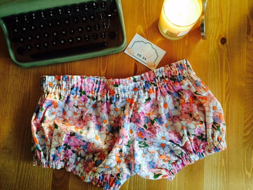 Lucky Sew + Sew Bloomers