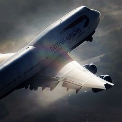 British Airways Boeing 747 #Aviation #Aircraft #Airline #airport #Boeing #b747