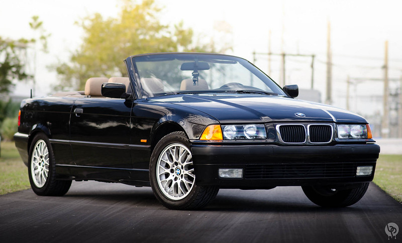 FS BMW I Convertible Sp BLKBG Low Mileage New - Bmw 323i convertible for sale