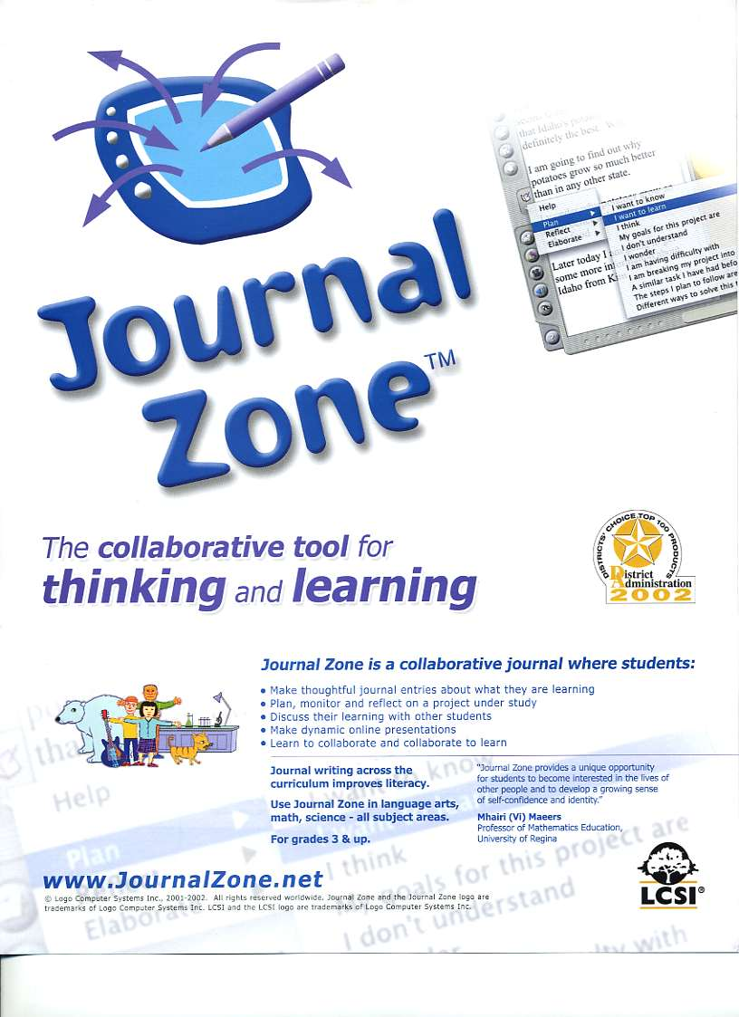 Journal Zone