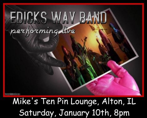 Edicks Way Band 1-10-15