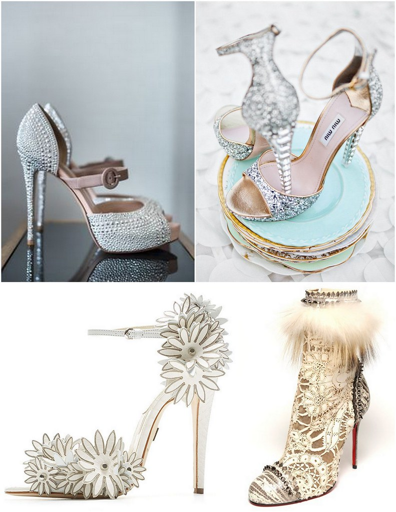 Glam gorgeous bridal shoes-002