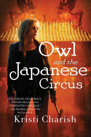 owl and the japanse circus