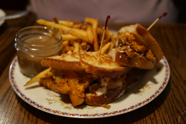 Yuba Sandwich