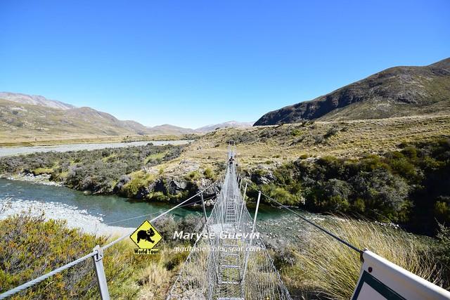 J2 Mavora track Nouvelle-Zélande