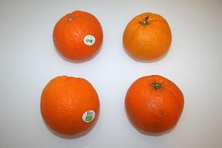 02 - Zutat Orangen / Ingredient oranges