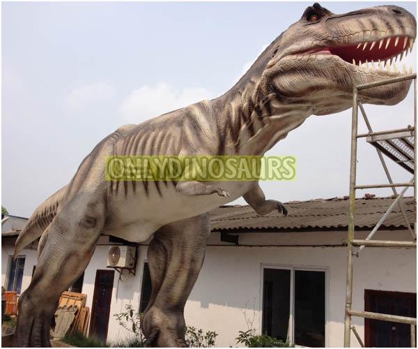 12 meters Long Tyrannosaurus Rex