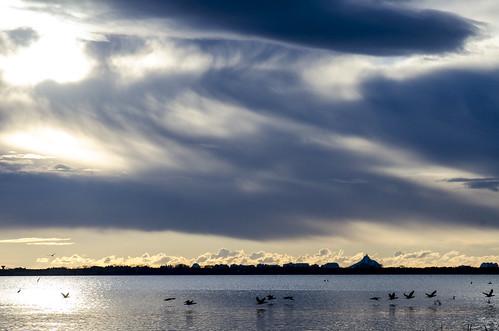 cloud sunrise nuage leverdesoleil camargue lagrandemotte petitecamargue