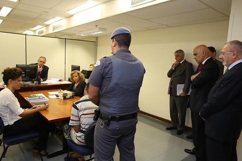 São Paulo lança projeto que apresenta preso a juiz em prazo reduzido