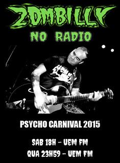 psycho carnival 2015