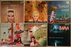 As a fan of Polynesian Pop and the Exotica music g…