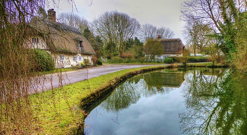 cambridgeshire englishvillage wennington