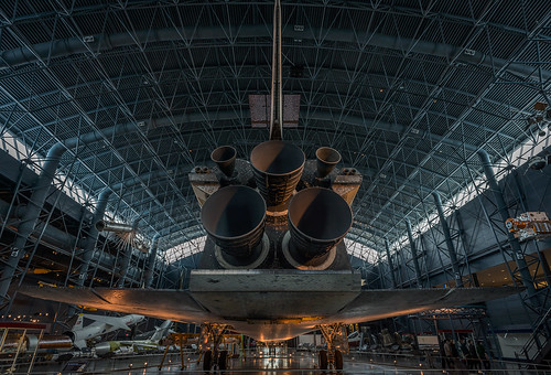 Behind the Space Shuttle by Geoff Livingston