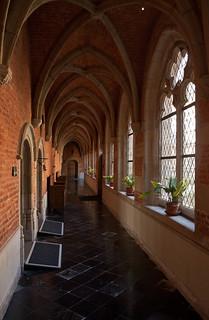 Lessines - Hôpital Notre-Dame à la Rose