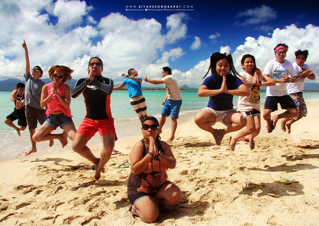 Camarines Norte Biyahe Lokal Apuao Grande Island