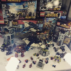Lego Age of Ultron Wave 2015
