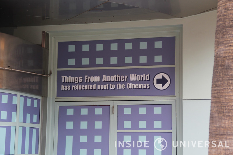 Photo Update: February 8, 2015 - Universal Studios Hollywood - Universal Studio Store