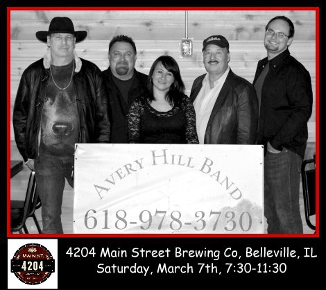 Avery Hill Band 3-7-15