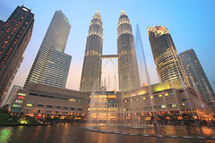 KLCC Patronas Twin Tower