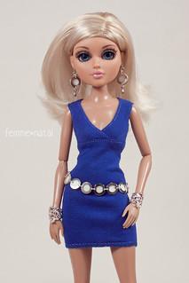 "New dress for 14"" Moxie Teenz"