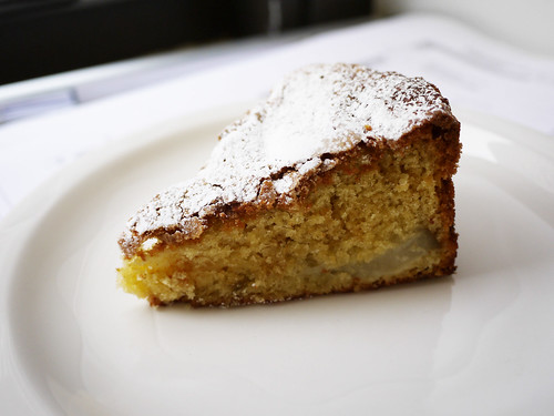 03-04 pear cake