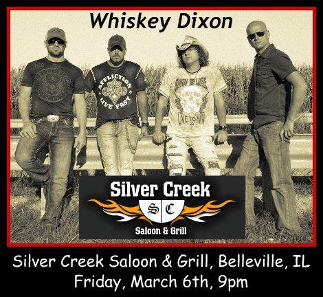 Whiskey Dixon 3-6-15