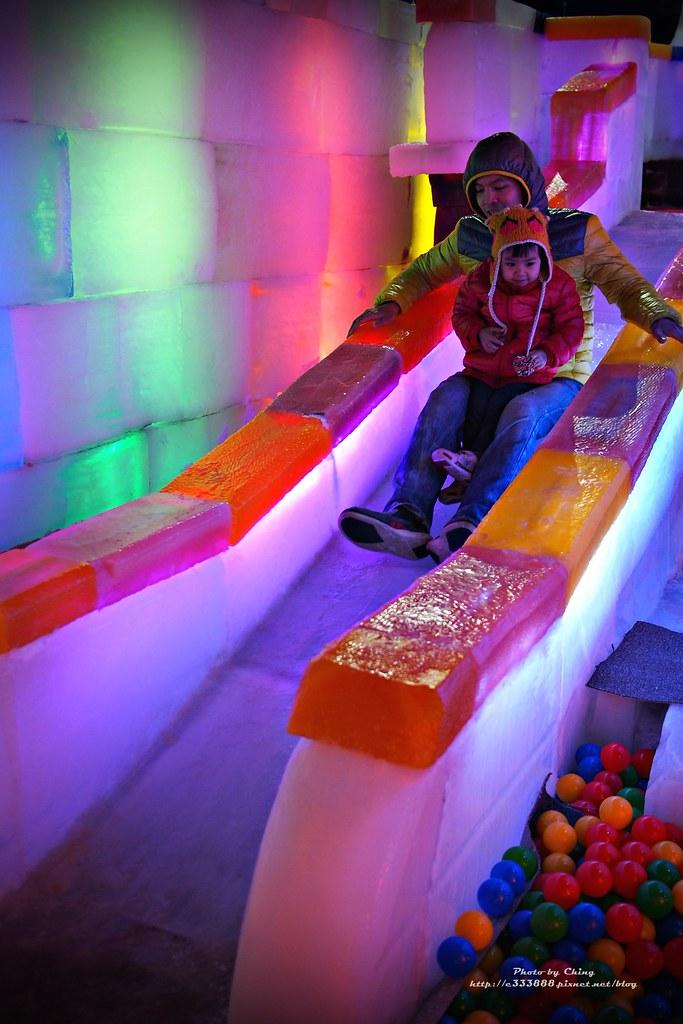台中高鐵-2015正宗哈爾濱冰冰燈冰雕展-54