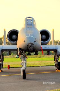Fairlchid A-10 Thunerbolt II