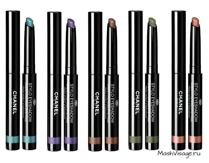 коллекция макияжа шанель лето 2015