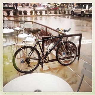 Bad Weather Biking