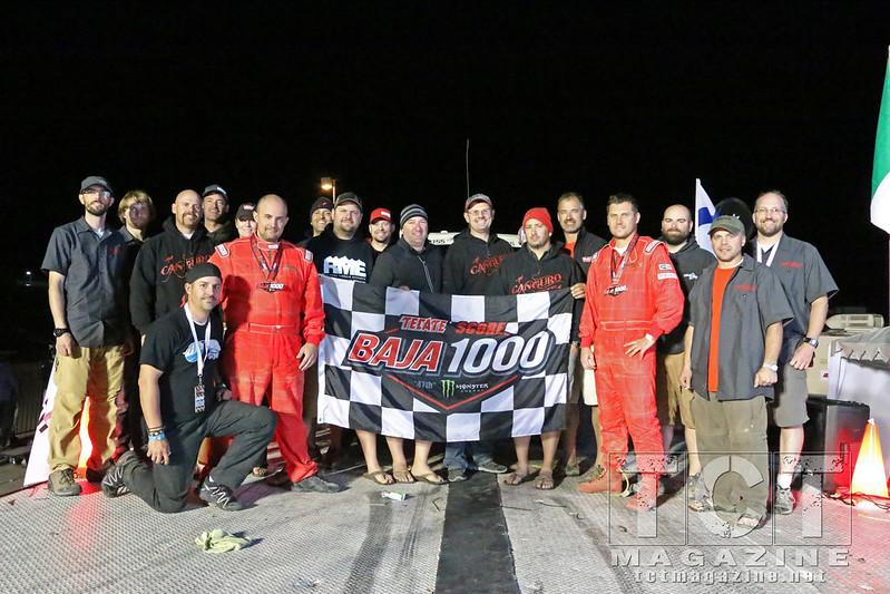 Chasing Baja 1000 Toyota Magazine
