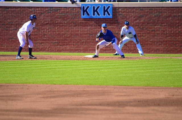 college baseball: duke @ unc game 2