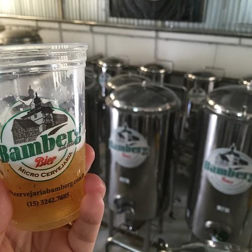 Cervejaria @bambergbier #beer #cerveja #instasommelier #craftbeer